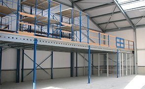 Mezzanine-industrielle